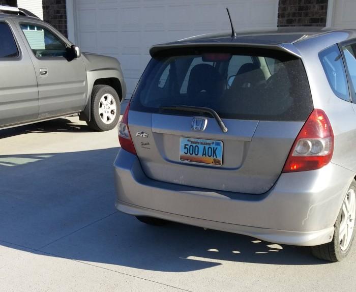 My neighbor's car is a web server in denial.