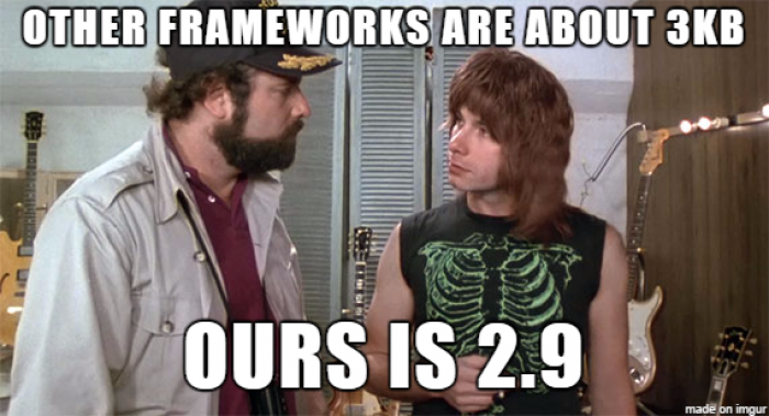 Everytime I see a new CSS Framework...