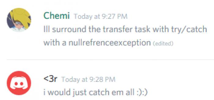 PokemonGO bot developers got jokes