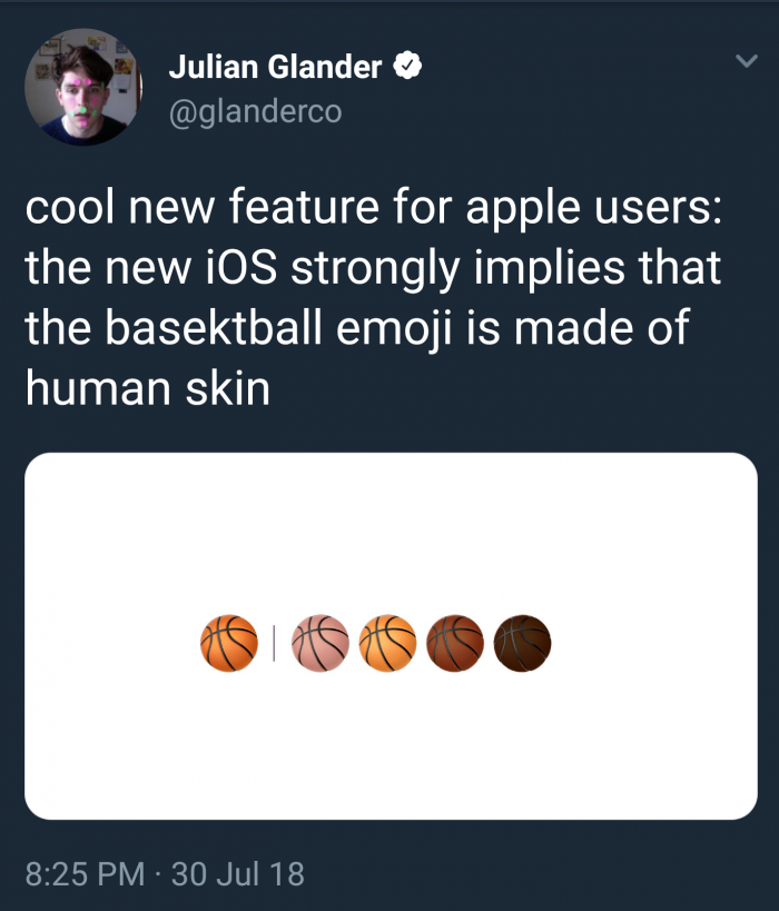 cool new feature for apple users