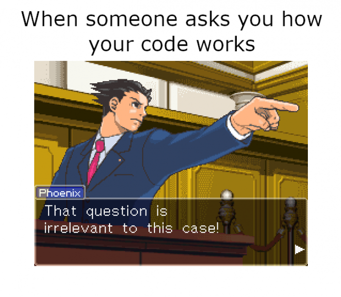 How your code works