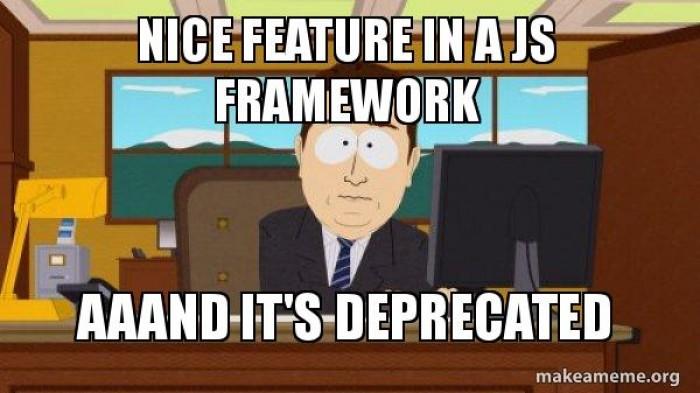 JS ecosystem in a nutshell
