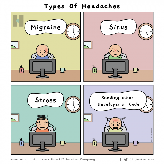 Have you ever experienced 4th type of headache?