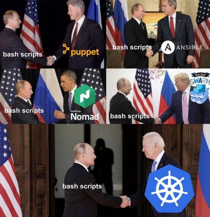 Bash for president