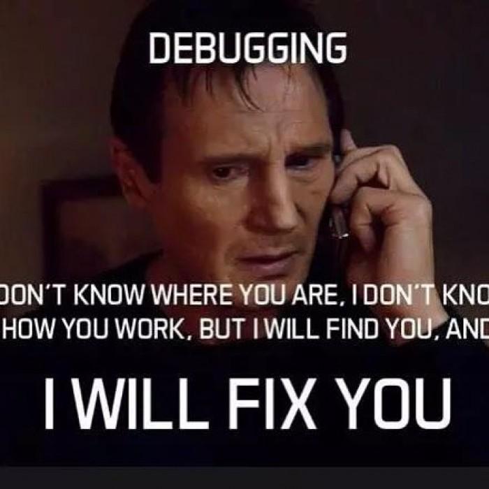 Debugging...