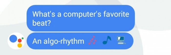 Computer's favorite beat