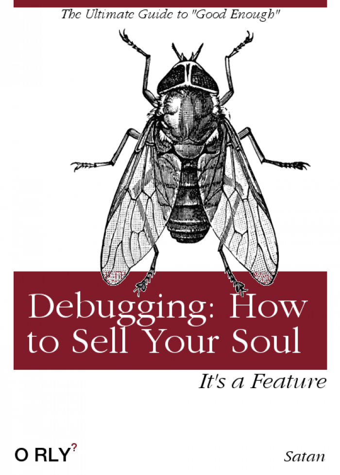 Debugging Volume One