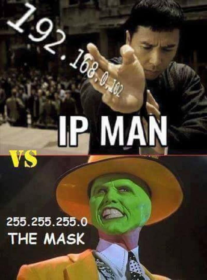 ip man vs the mask