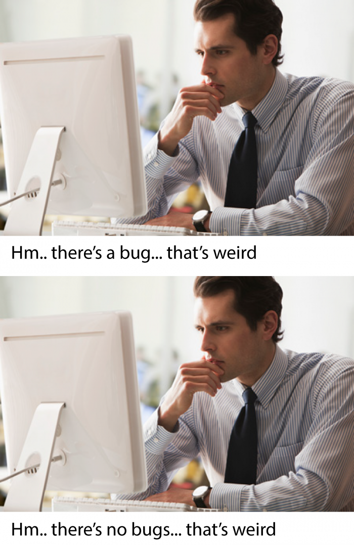 day in a life of a developer