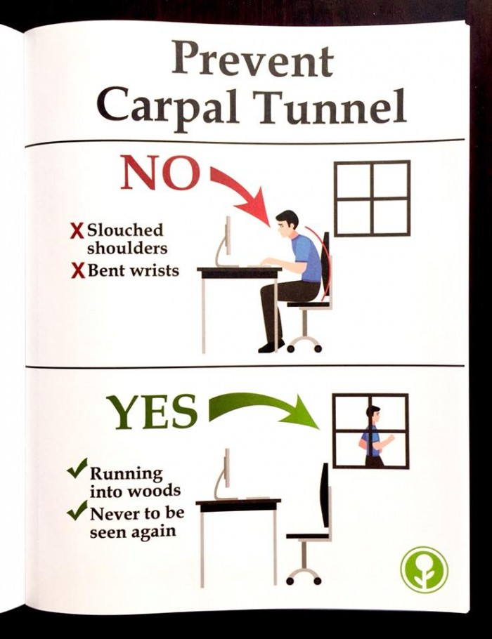 Prevent Carpal Tunnel