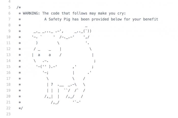 Safety Pig Solves Problems.