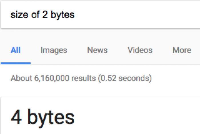 nice job, google
