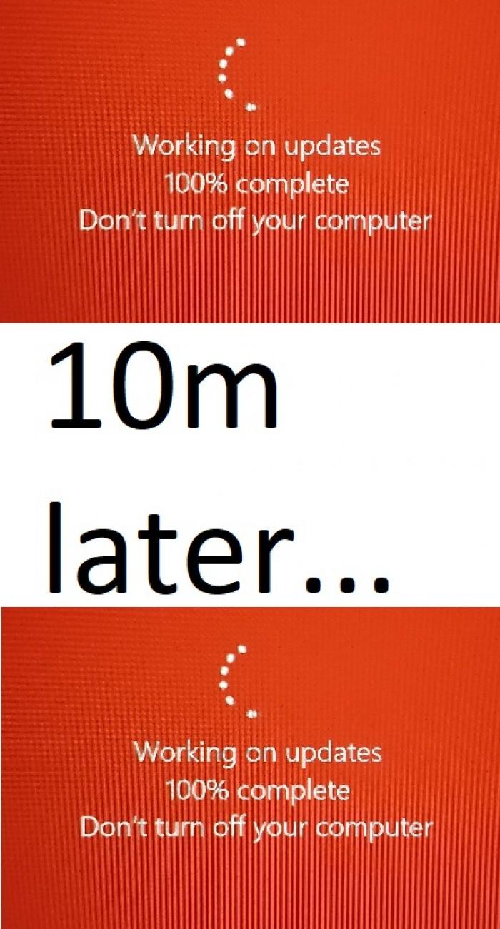 Windows Updates...