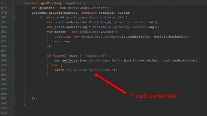 Javascript code from a government website that costed 1 billion euro (yes, you read that right)