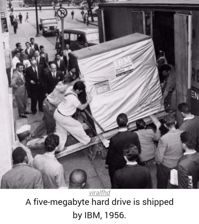 HDD in 1956