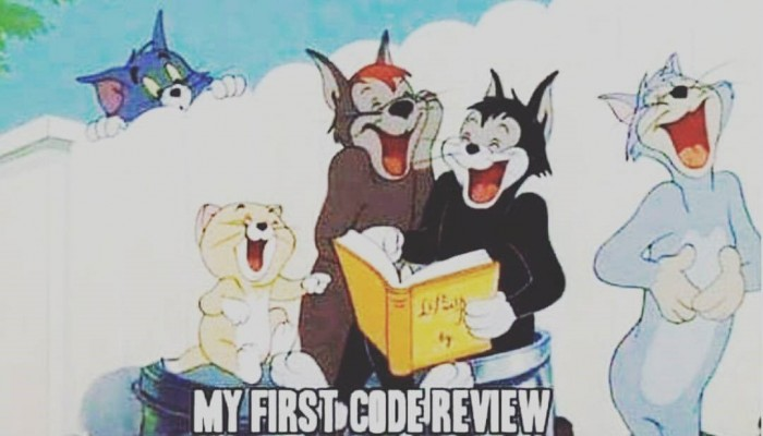 When your review your old codes !