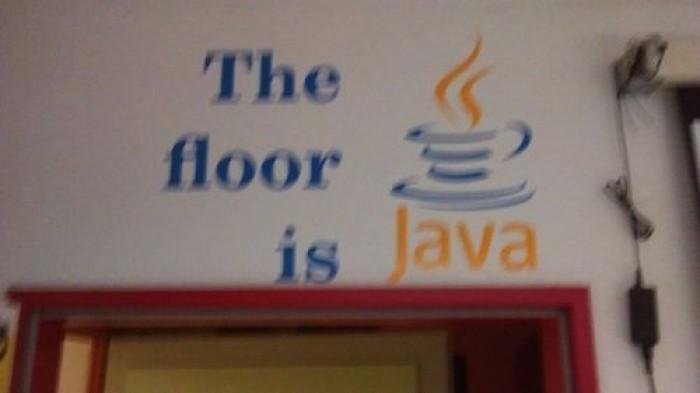 the floor is...