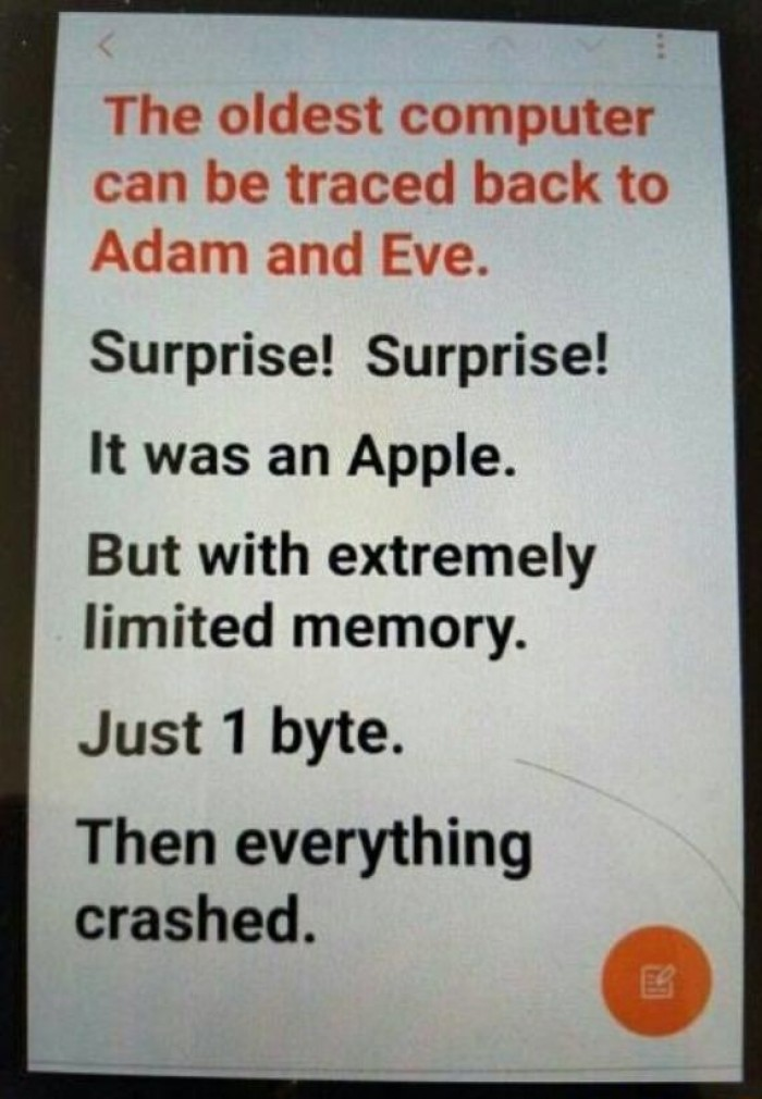 No wonder everyone says Apple is the devil