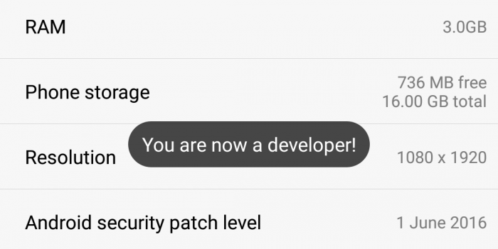 How to become a developer on android
