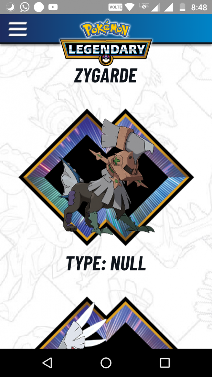 """TIL: there's a Pokémon named """"Type: null"""""""