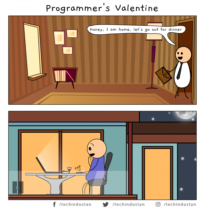Programmer's Valentine