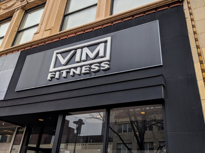 key to getting in shape faster is joining a gym you can't exit