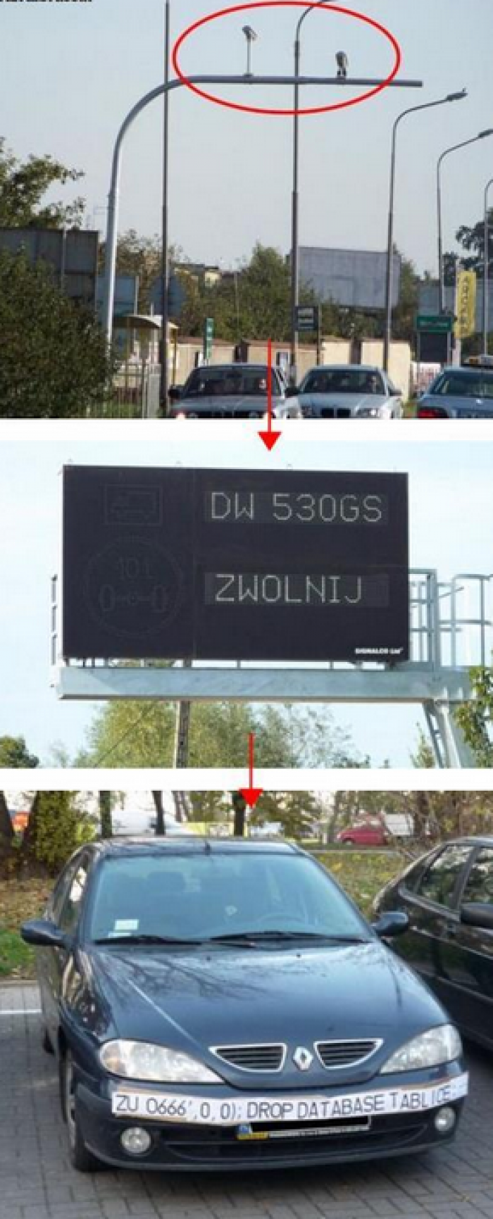hacking the traffic cameras