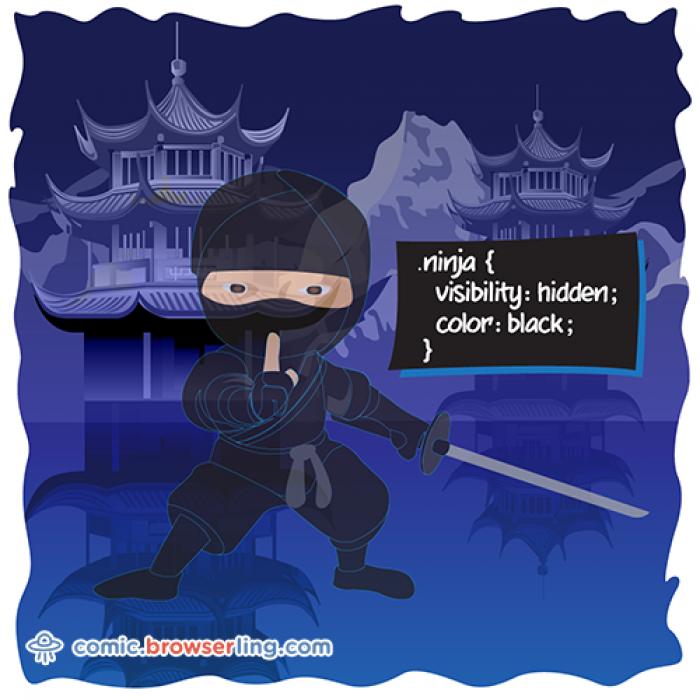 CSS Ninja