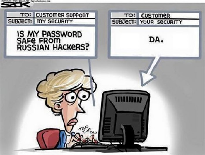 is my password safe?