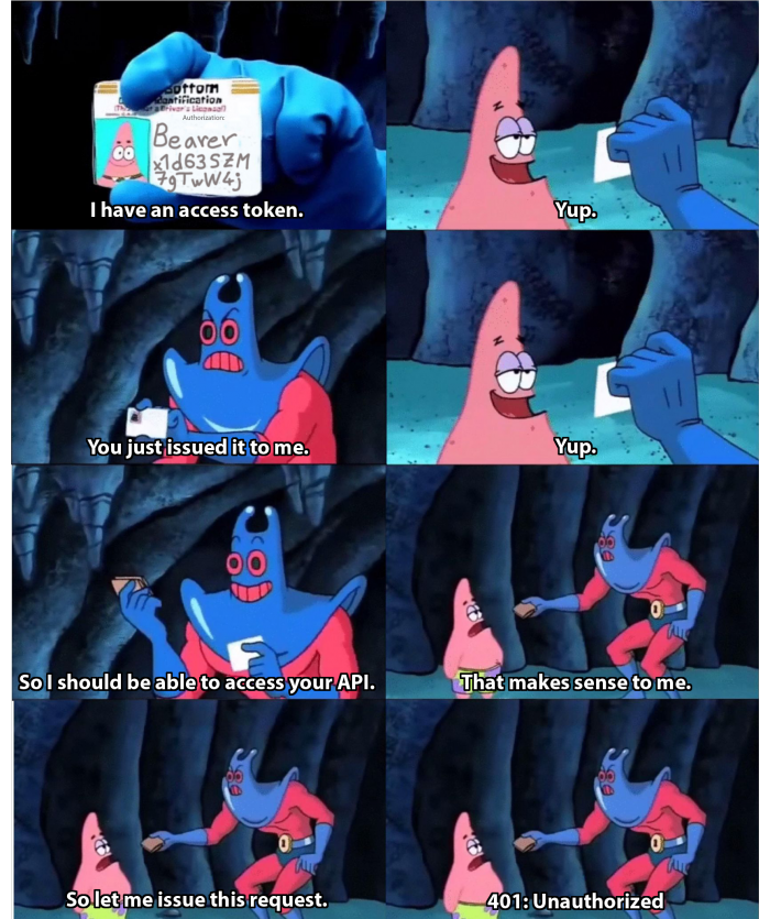 My experience using OAuth2 so far