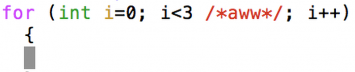 When your code loves you