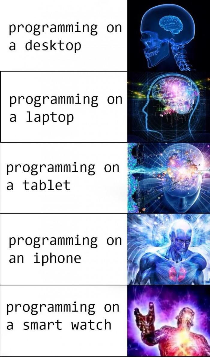 I program on my fitbit
