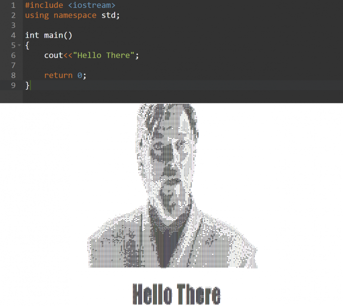 Meanwhile in programming class...