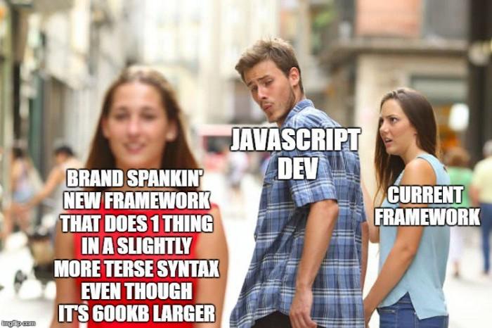 A New JavaScript Framework