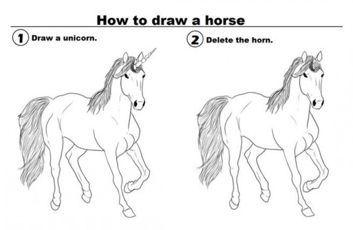 How Object Oriented Programmers draw...