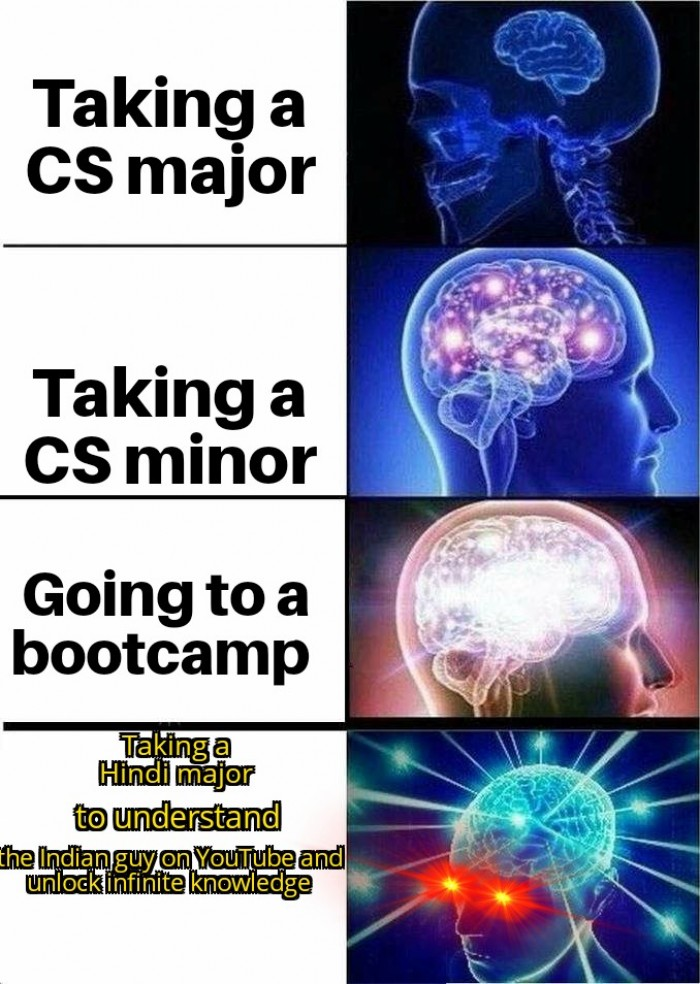Taking a CS major