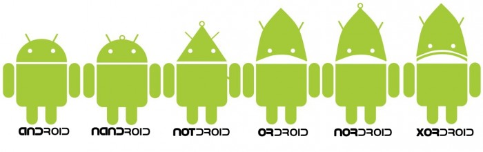 The whole Droid family