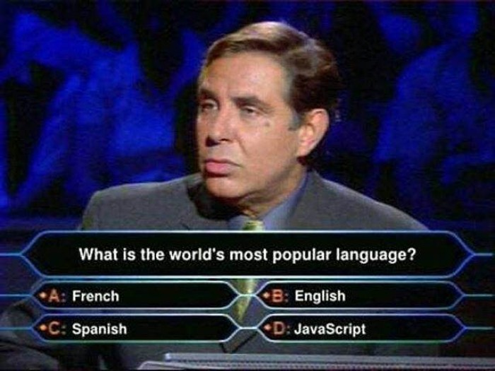 what is the world's most popular language?