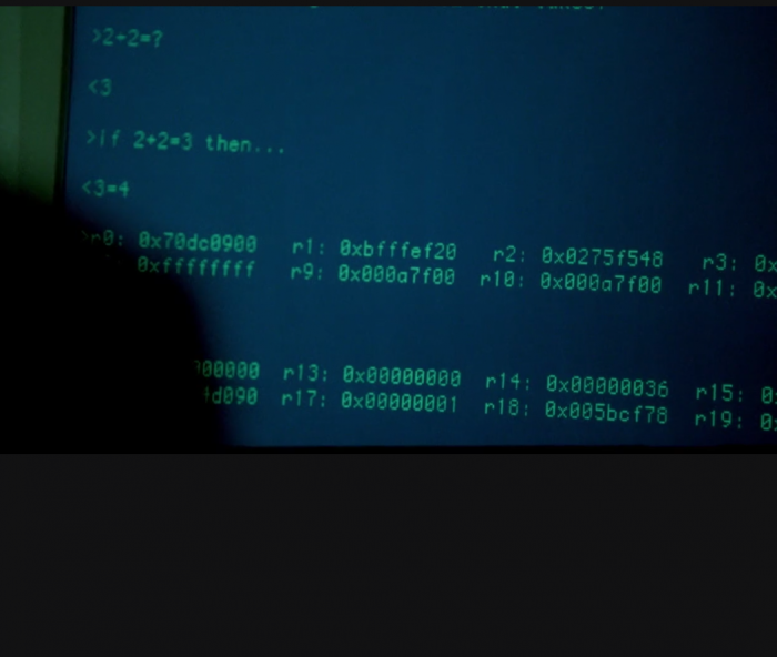 [Alias]: if 2+2=3