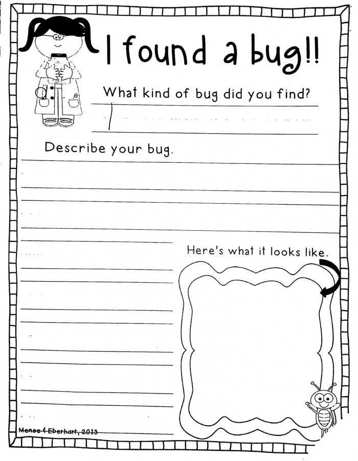 Getting the intern to fill out a bug report