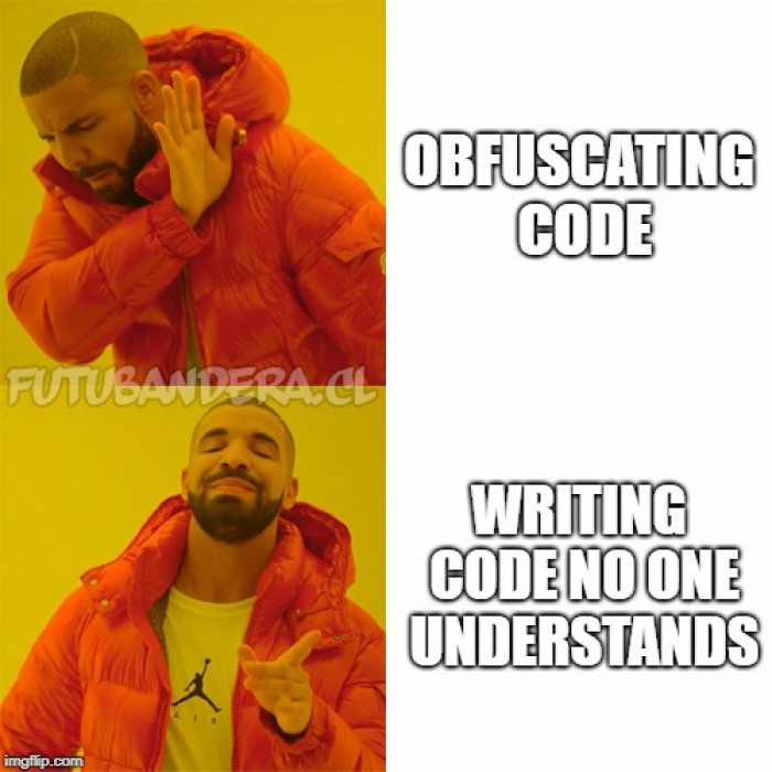 Obfuscating Code