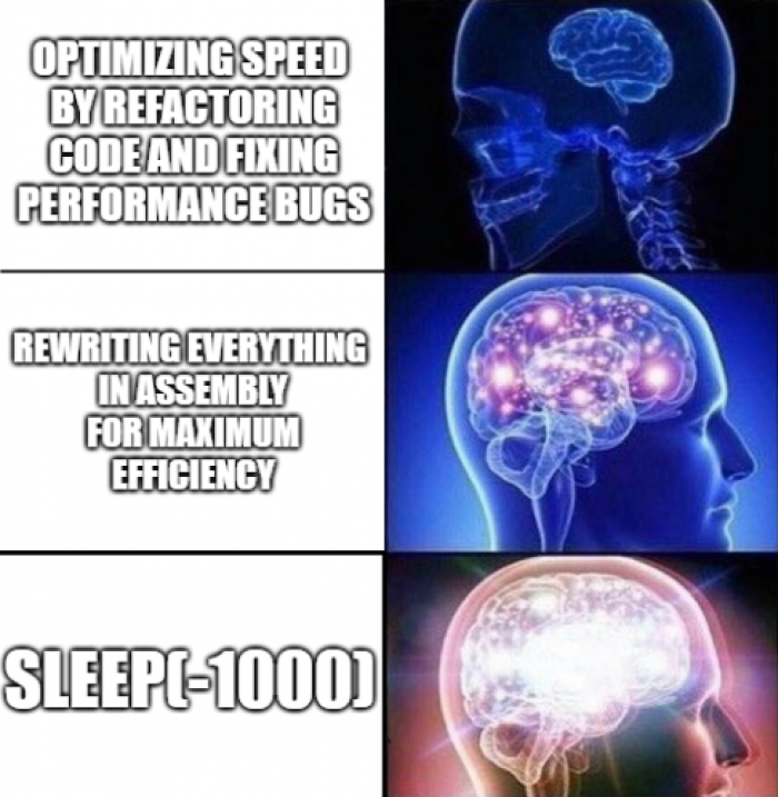 cool optimization hack