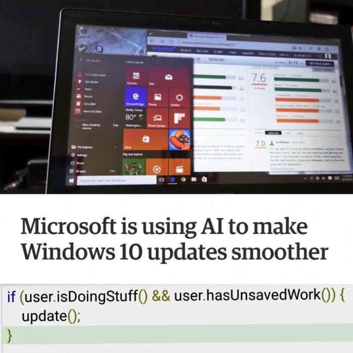 i love updates!