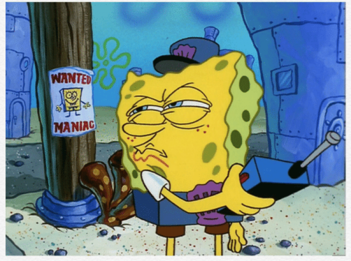 When you're trying to find who broke production