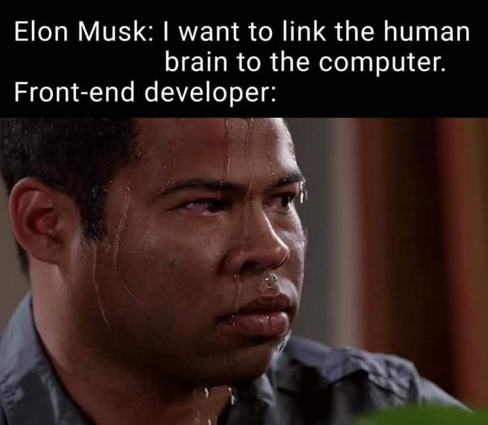 Frontend devs on Musk