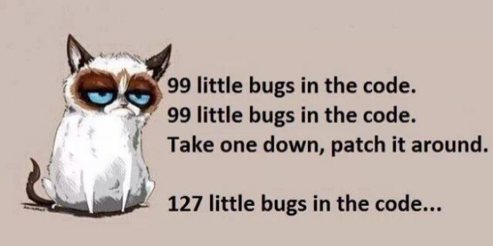 99 bugs in your code