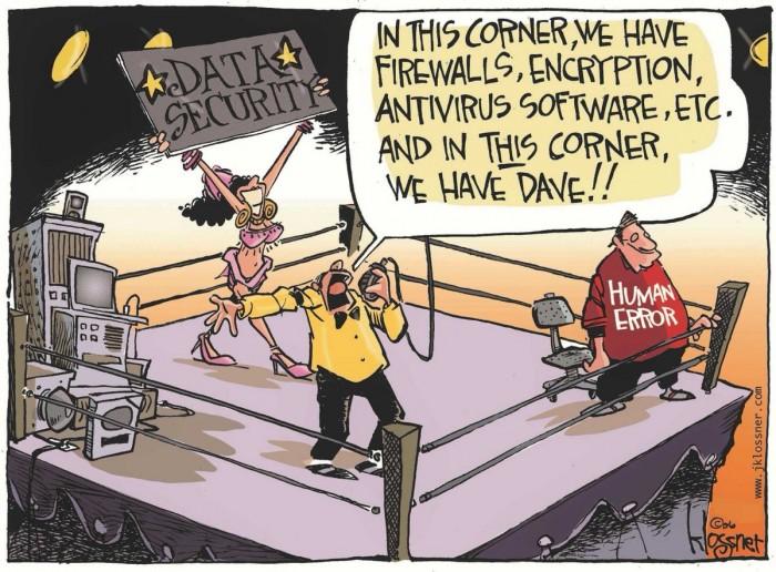 Human error Dave