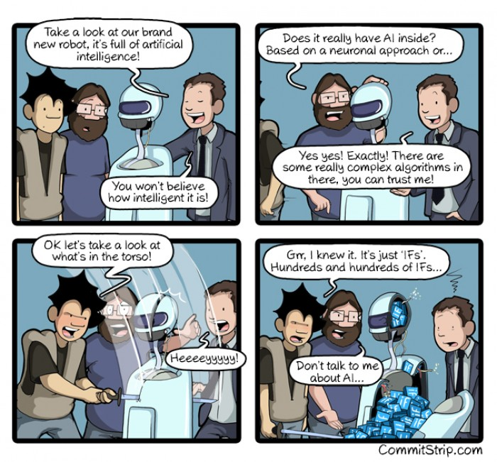[commitstrip] AI inside
