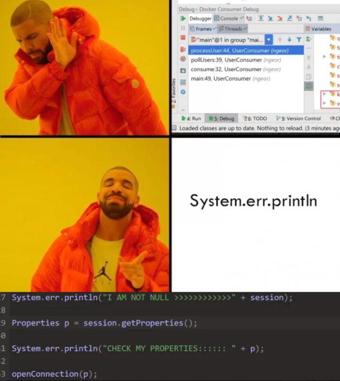 The Subtle Art of Crappy Debugging