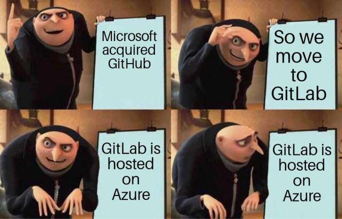 F*ck Microsoft they said!